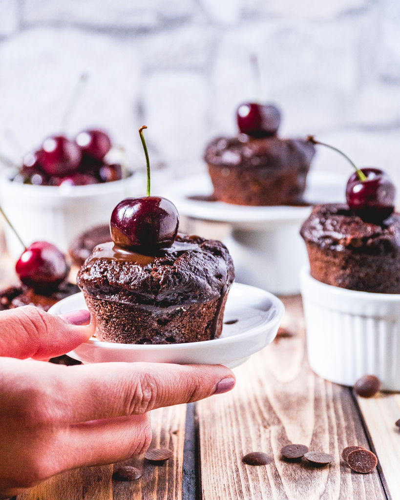 healthy chocolate Muffins low calorie