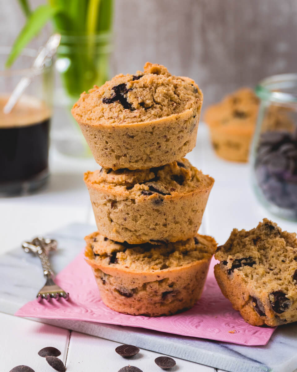 Low Carb chocolate Muffins keto diet fatloss