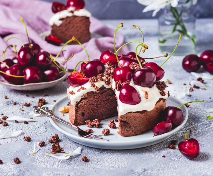 veganer Frühstücks-Kuchen